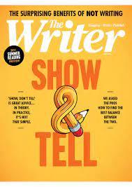 The Writer Magazine Jamie Morris